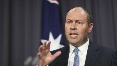 Treasurer Josh Frydenberg has warned Google to pay Australian news websites for content instead of blocking them for some users.