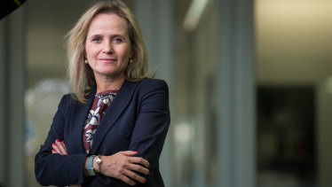 Doherty Institute director Sharon Lewin.