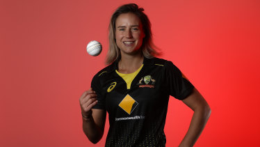 Australian superstar Ellyse Perry.