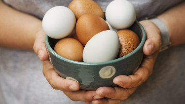 Eggs and cholesterol: the good, the bad and the neutral.