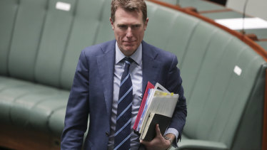 Minister for Industrial Relations Christian Porter has unveiled the government's plan to extend work flexibility with JobKeeper.