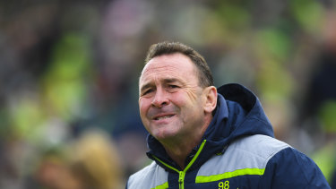 It's always His Team v The World when Ricky Stuart, master of the seige mentality, is on deck.