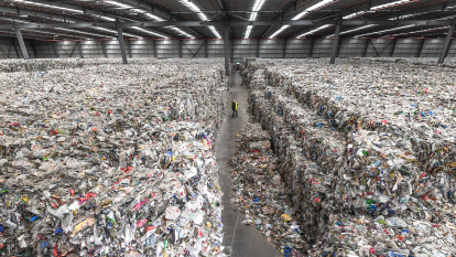 This is D-Day for the nation's recycling crisis