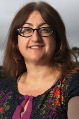NSW president of the CFMMEU Rita Mallia.