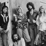 Fleetwood Mac in 1976, from left to right, Mick Fleetwood, John McVie, Christine McVie, Lindsey Buckingham and Stevie Nicks.