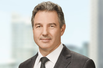 Incoming GrainCorp chief executive Robert Spurway will guide the company through a transition phase.