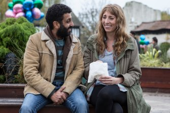 Back To Life, starring Daisy Haggard as Miri Matteson.