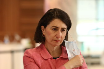 NSW Premier Gladys Berejiklian says she hopes to outline plans for schools later this week.