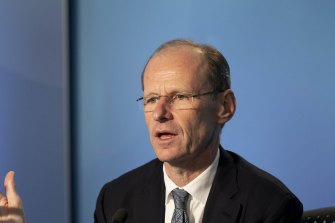 ANZ Bank chief Shayne Elliott said the RBA may need to raise interest rates earlier than 2024.