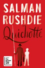 Quichotte by Salman Rushdie.