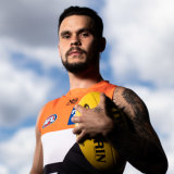 Zac Williams - or, as he was once known, 'Zac Sheedy' - will play his 100th AFL game on Saturday night.