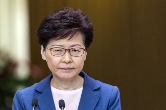 "Carrie Lam has said the extradition law is ""dead"" but it remains on the table for Hong Kong lawmakers."