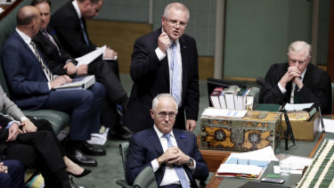 Morrison and Turnbull.