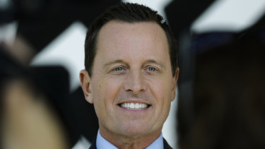 Richard Grenell, the new US ambassador in Berlin, pushed Germany to accept Jakiw Palij.
