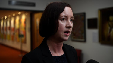 Queensland Attorney-General Yvette D'Ath argues mandatory sentencing is too simplistic.