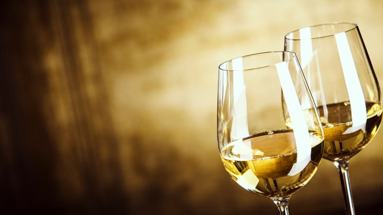 The official guidelines say drinking no more than two standard drinks on any day reduces the lifetime risk of harm from alcohol-related disease or injury.