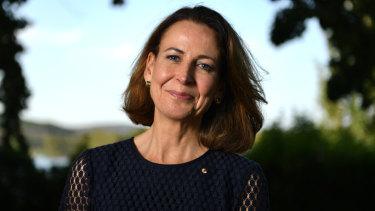 ACT's 2019 Australian of the Year finalist Virginia Haussegger.