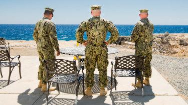 Guantanamo Bay leisure.