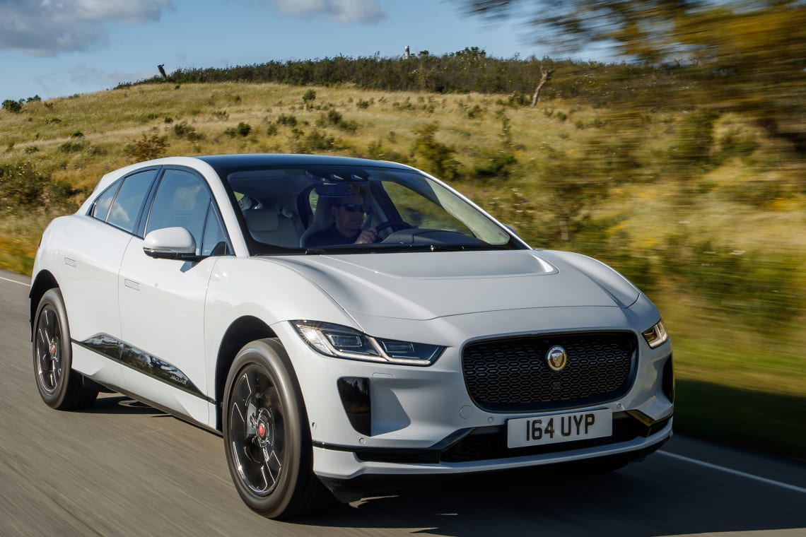 Putting Jaguar's earthship through its paces