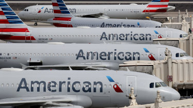 American Airlines also priced an offering of about $US500 million in common stock at $US13 per share as it looks to improve its liquidity.