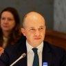 Environment Minister Matt Kean