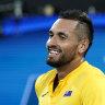 Kyrgios wins classic against Tsitsipas as Australia keeps unbeaten ATP record