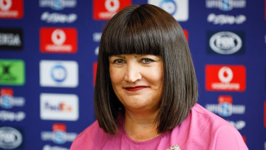 RA chief Raelene Castle will take a bugger pay cut in a bid to end the stand-off with players.