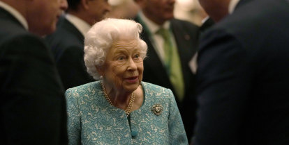 'You're only as old as you feel': 95-year-old Queen declines Oldie award