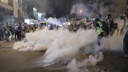 'Hit-and-run': Hong Kong braces for fresh protests after night of violence