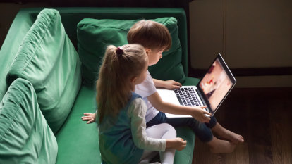 The messy truth about kids' screen time