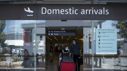 No mask could mean $50,000 fine with new rules in force at Perth Airport
