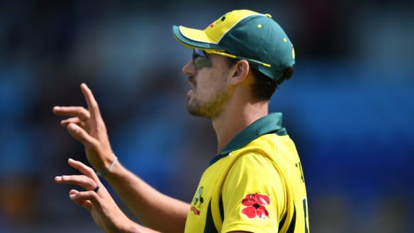 Big hit: It's country ahead of IPL pay day for me, says Starc