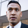 Folau caught in the middle of Tongan political football