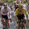 Roglic, Pogacar braced for Slovenian showdown at Tour de France