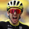 Yates takes Tour de France stage 12 as Alaphilippe retains lead