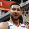 NBA clears Magic of Simmons tampering