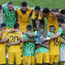 Belief the key to unlocking goal-shy Socceroos's potential: Arnold