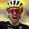 Yates takes Tour de France stage 12 as Alaphilippe retains lead