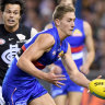 Unfancied Bulldogs keen to test the Swans