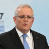 Polling shows PM's rating drop after quarantine, aged care failures