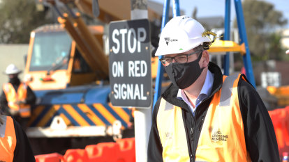 Big Build swells: Andrews adds $2.5b, five new stations and 10 level crossing removals