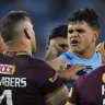 Mitchell relishes chance to resume Origin hostilities with Chambers