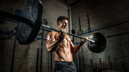 Forget running - lift to shift your 'dad bod'