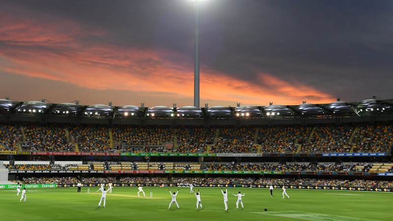 Gabba beats Perth for right to host India