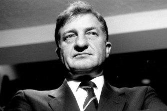 John Elliott in 1986.