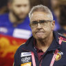 Fagan looks for Lions' AFL response in first Gabba sell-out since 2010