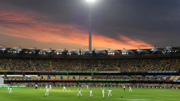 Disappointing crowd figures shine a light on Gabba woes