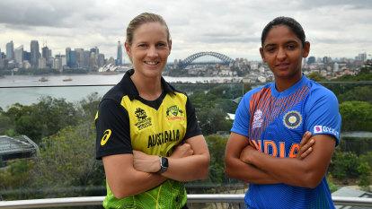Women's Twenty20 World Cup LIVE: Australia v India