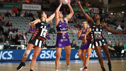 Magpies rising to the challenge of hub intensity