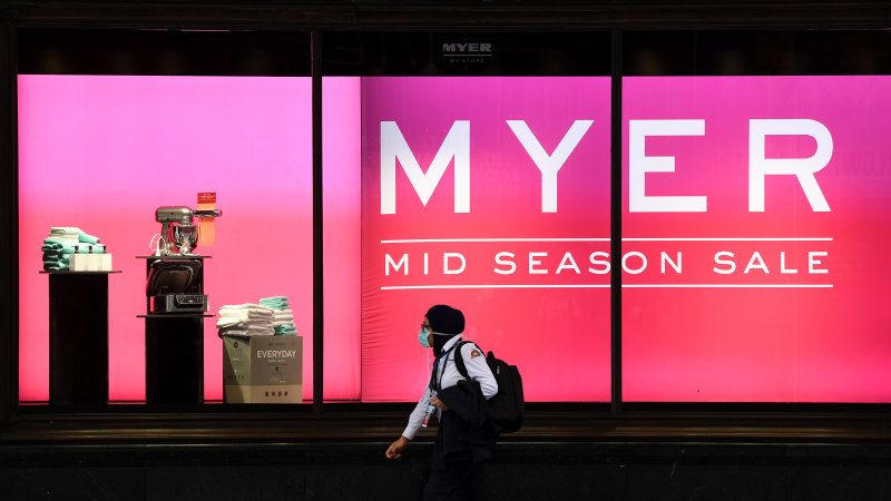Myer board vulnerable to Lew after it loses protection of kingmaker